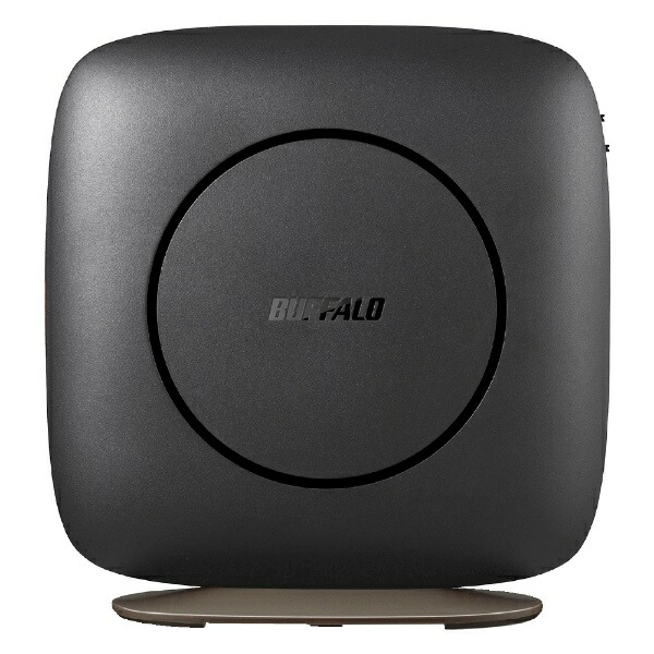 BUFFALOバッファローWSR-2533DHP3-BK無線LAN親機wifiルーター1733+800MbpsIPv6対応ブラック[ac/n/a/g/b][無線LANルーターWSR2533DHP3BK]