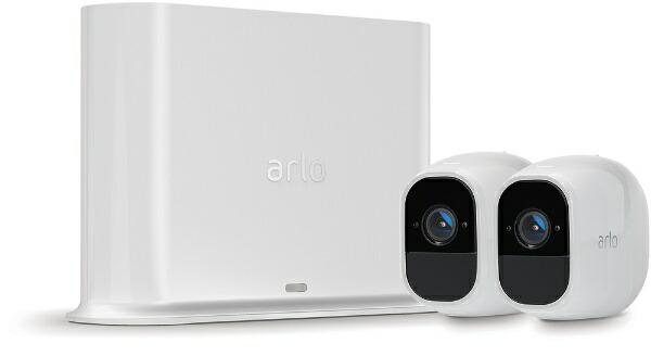 ArloアーロArloPro2カメラ2台モデルVMS4230P100JPS/V2[暗視対応/有線・無線/屋外対応]VMS4230P100JPS/V2