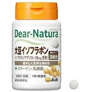 アサヒグループ食品AsahiGroupFoodsDear-Natura(ディアナチュラ)大豆イソフラボン30粒(30日分)ディアナチュラ