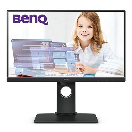 BenQベンキューGW2480Tアイケアモニター/ディスプレイ[23.8インチ/フルHD/IPS/ノングレア/輝度自動調整機能(B.I.)搭載/スピーカー付き/HDMI/DP/D-sub/高さ調整/回転]ブラックGW2480T[23.8型/ワイド/フルHD(1920×1080)]
