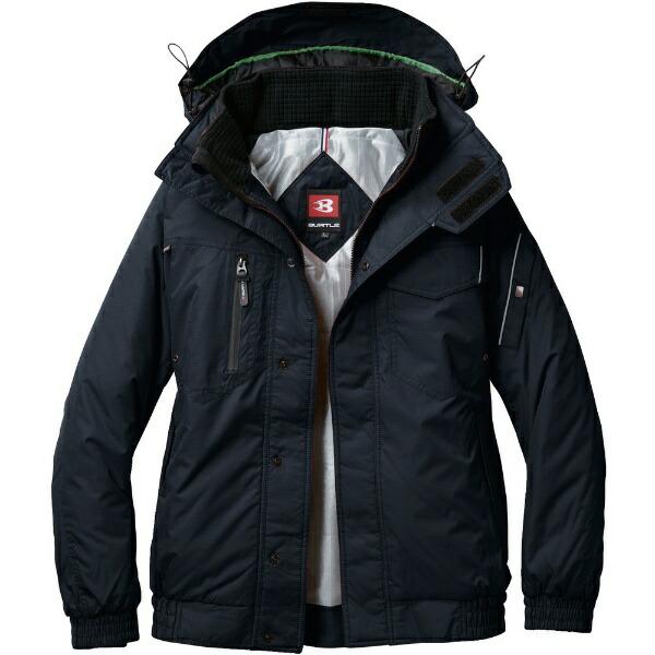 バートルBURTLEバ−トル防寒ジャケット7210−35−3Lブラック7210-35-3L