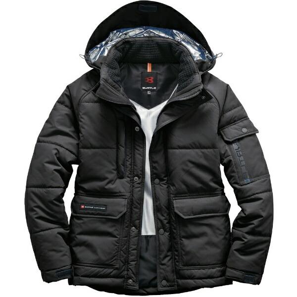 バートルBURTLEバ−トル防寒ジャケット7510−35−LLブラック7510-35-LL