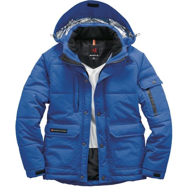 バートルBURTLEバ−トル防寒ジャケット7510−47−LLサーフブルー7510-47-LL