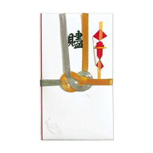 マルアイMARUAI祝金封中柾金銀10本結切贐キ-ハ77