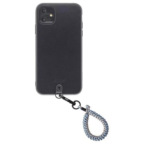 StrapsストラップスStraps(ストラップス)iPhone11ケース+フィンガーストラップアイスバーグStraps(ストラップス)アイスバーグKSTPS-F11-ICB