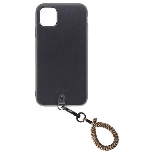 StrapsストラップスStraps(ストラップス)iPhone11ケース+フィンガーストラップセレンゲティStraps(ストラップス)セレンゲティKSTPS-F11-SGT