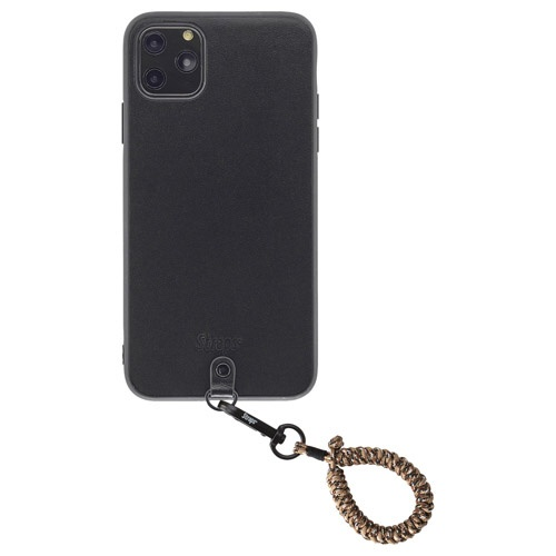 StrapsストラップスStraps(ストラップス)iPhone11ProMaxケース+フィンガーストラップセレンゲティStraps(ストラップス)セレンゲティKSTPS-F11PM-SGT
