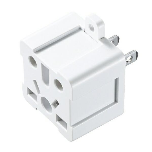 サンワサプライSANWASUPPLY日本専用マルチタイプ電源変換アダプタTR-AD6W