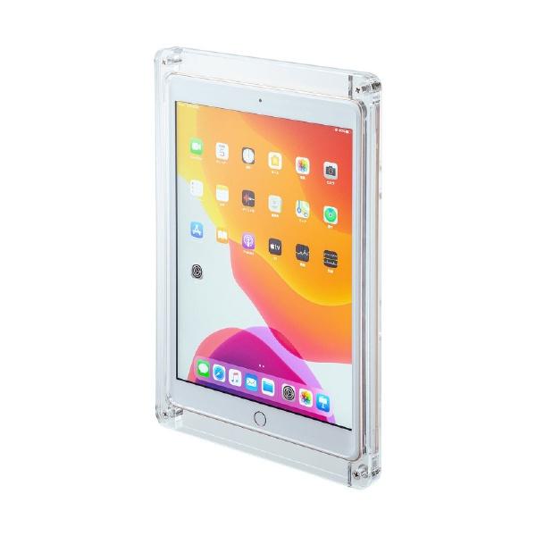 サンワサプライSANWASUPPLY10.2インチiPad(第7世代)用アクリルケースクリアCR-LAIPAD14