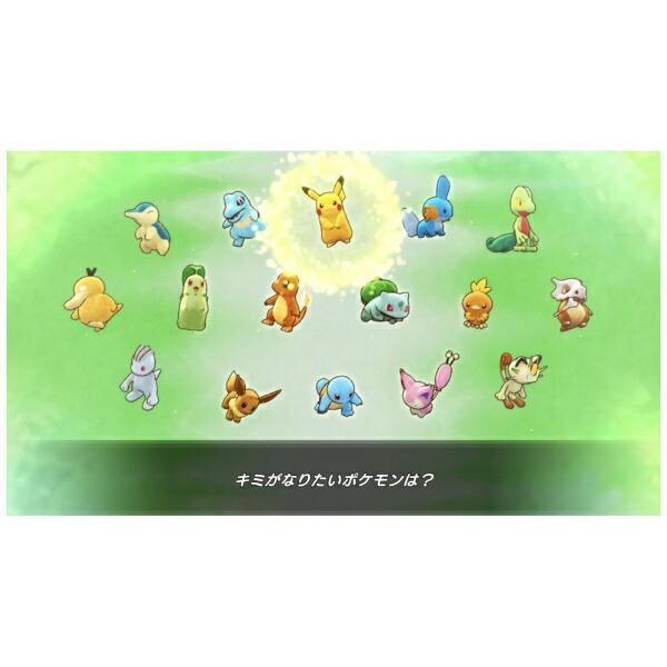 任天堂Nintendoポケモン不思議のダンジョン救助隊DXニンテンドースイッチソフト【Switch】