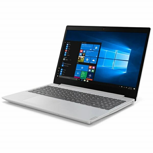 レノボジャパンLenovo81LW00FFJPノートパソコンIdeaPadL340ブリザードホワイト[15.6型/AMDRyzen3/SSD:256GB/メモリ:8GB/2020年1月モデル][15.6インチoffice付き新品windows10]