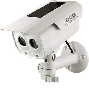 オンスクエアOnSquareダミーカメラ人感検知ソーラーバッテリー付OS-173F