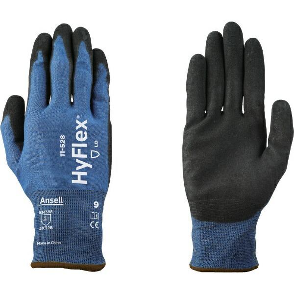 アンセルAnsellアンセル組立・作業用手袋ハイフレックス11−528XS11-528-6