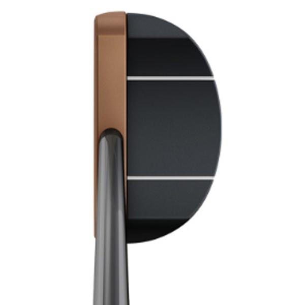 ピンPINGパターHEPPLERヘプラーPIPERCアジャストモデル34インチ標準グリップ:PP60(ブラック×カッパー)