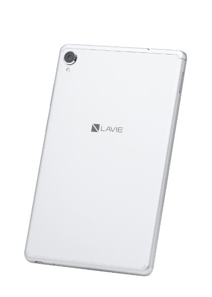 NECエヌイーシーPC-TE708KASAndroidタブレットLAVIETabE(TE708/KAS)シルバー[8型ワイド/Wi-Fiモデル/ストレージ:64GB][タブレット本体新品8インチ]