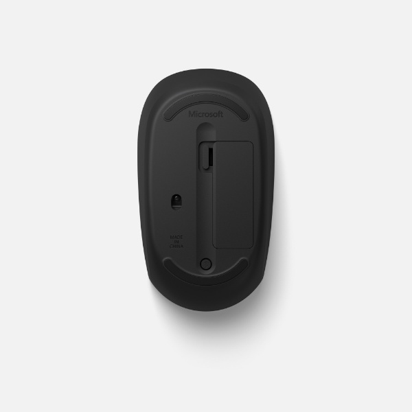 マイクロソフトMicrosoftRJN-00008マウスBluetoothMouseブラック[光学式/2ボタン/Bluetooth/無線(ワイヤレス)]