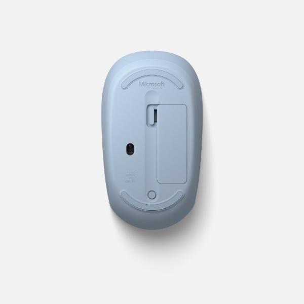 マイクロソフトMicrosoftRJN-00020マウスBluetoothMouseパステルブルー[光学式/2ボタン/Bluetooth/無線(ワイヤレス)]