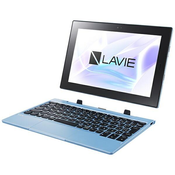 NECエヌイーシーPC-FM150PALノートパソコンLAVIEFirstMobile(FM150/PAL)ライトブルー[10.1型/intelCeleron/eMMC:128GB/メモリ:4GB/2020年春モデル][10インチoffice付き新品タブレット本体]