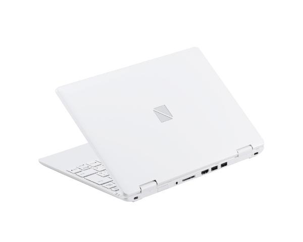 NECエヌイーシーPC-NM150RAWノートパソコンLAVIENoteMobile(NM150/RAW)パールホワイト[12.5型/intelCeleron/SSD:256GB/メモリ:4GB/2020年春モデル][12.5インチoffice付き新品Windows10]