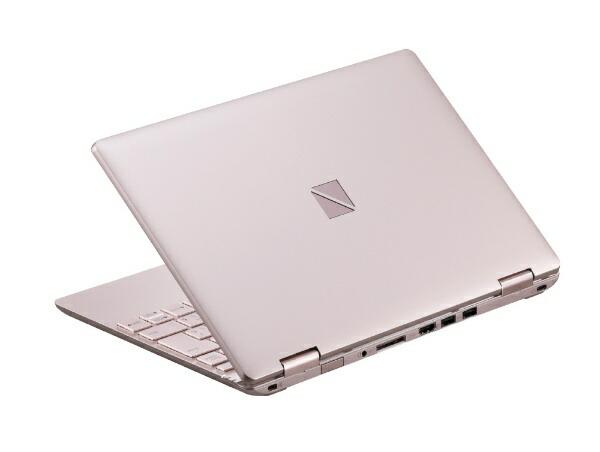 NECエヌイーシーノートパソコンLAVIENoteMobileメタリックピンクPC-NM750RAG-2[12.5型/intelCorei7/SSD:512GB/メモリ:8GB/2020年春モデル][12.5インチoffice付き新品windows10]【point_rb】