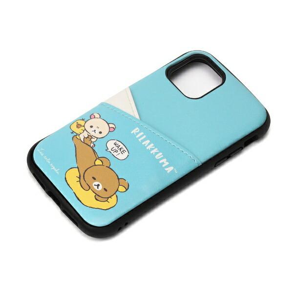 PGAiPhone11Pro用タフポケットケース[リラックマ/リラックマスタイル(wakeup)]San-XCollection[リラックマ/リラックマスタイル(wakeup)]YY03204