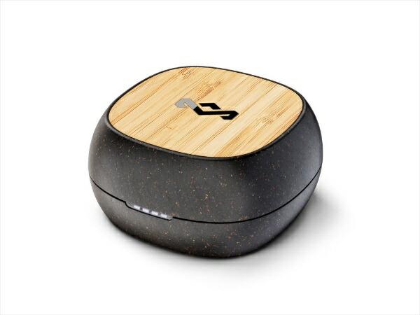 HOUSEOFMARLEYハウスオブマーリーフルワイヤレスイヤホンEMREDEMPTIONANCSBシグネチャーブラック[リモコン・マイク対応/ワイヤレス(左右分離)/Bluetooth/ノイズキャンセリング対応]