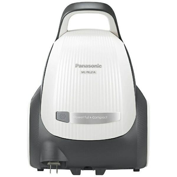 パナソニックPanasonicMC-PKL21A-W掃除機PKシリーズホワイト[紙パック式/コード式]