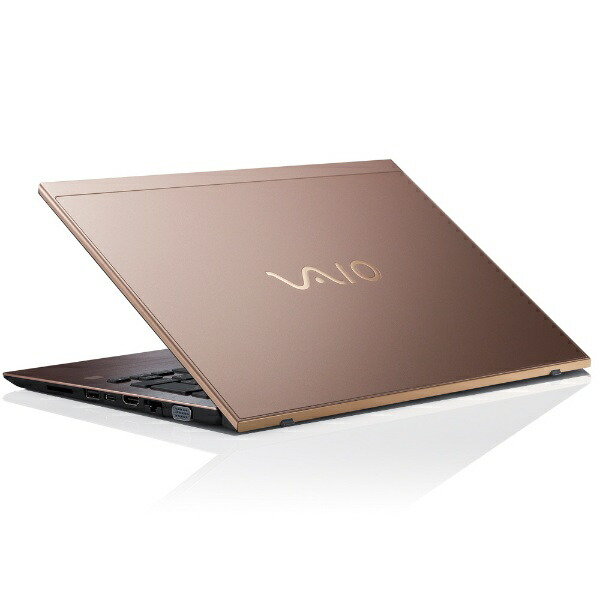 VAIOバイオノートパソコンVAIOSX14ブラウンVJS14290411T[14.0型/intelCorei5/SSD:256GB/メモリ:8GB/2020年1月モデル][14インチoffice付き新品windows10]