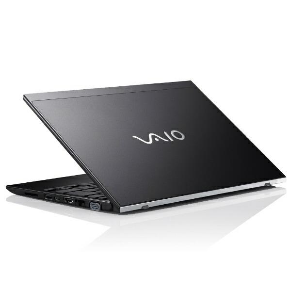 VAIOバイオノートパソコンVAIOSX12ブラックVJS12290311B[12.5型/intelCorei5/SSD:256GB/メモリ:8GB/2020年1月モデル][12.5インチoffice付き新品windows10]