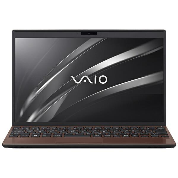 VAIOバイオノートパソコンVAIOSX12ブラウンVJS12290411T[12.5型/intelCorei5/SSD:256GB/メモリ:8GB/2020年1月モデル][12.5インチoffice付き新品windows10]