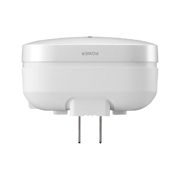 BUFFALOバッファローWEM-1266WP無線LAN中継機wifiルーター866+400MbpsAirStationconnectホワイト[ac/n/a/g/b]