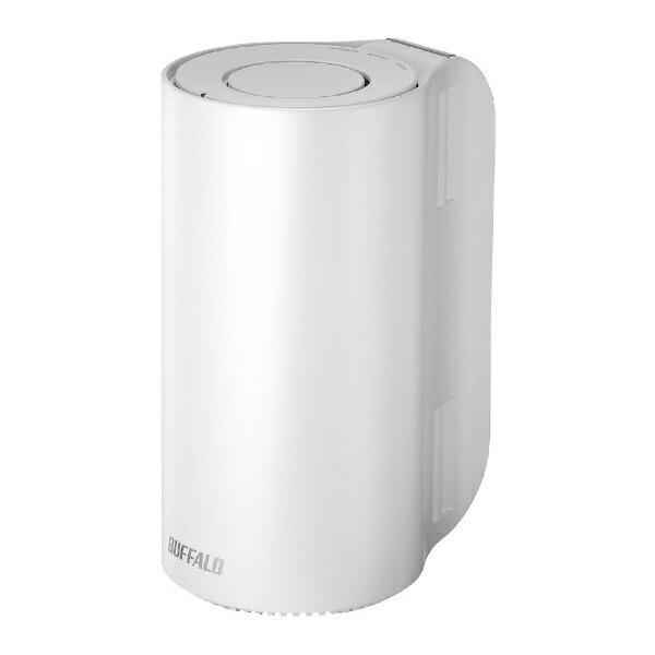 BUFFALOバッファローWRM-D2133HS無線LAN親機wifiルーター1733+400MbpsIPv6対応AirStationconnectパールホワイトグレージュ[ac/n/a/g/b]