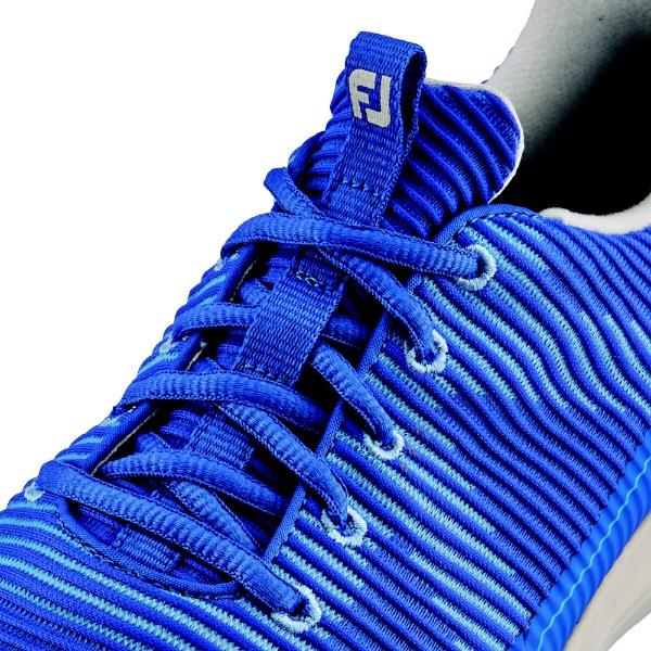 フットジョイFootJoy26.0cm/W:3E相当メンズゴルフシューズFJフレックスXP(ブルー)56252