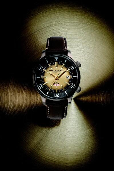 オリエント時計ORIENTオリエント70周年記念1000本限定KingDiver(キングダイバー)復刻モデルJaguarFocusRN-AA0D14G