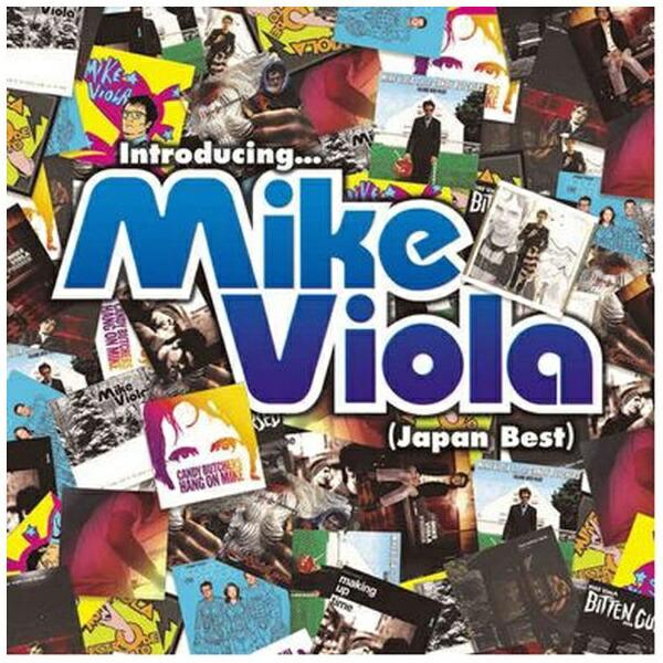 ソニーミュージックマーケティングマイク・ヴァイオラ/ザ・ベスト・オブ・マイク・ヴァイオラ【CD】