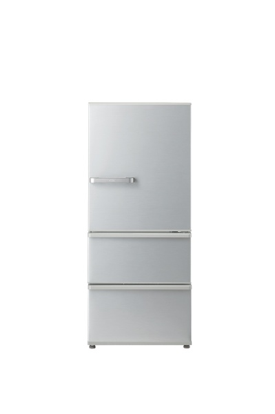 AQUAアクア《基本設置料金セット》AQR-27J-S冷蔵庫ミスティシルバー[3ドア/右開きタイプ/272L][冷蔵庫大型]
