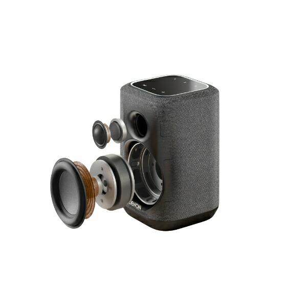 デノンDenonWiFiスピーカーホワイトDENONHOME150W[ハイレゾ対応/Bluetooth対応/Wi-Fi対応]