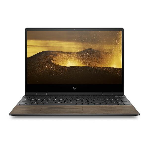 HPエイチピーノートパソコンENVYx36015-dr1012TUナイトフォールブラック&ナチュラルウォールナット8WE00PA-AAAA[15.6型/intelCorei7/SSD:512GB/メモリ:8GB/2019年12月モデル][15.6インチ新品windows10][8WE00PAAAAA]