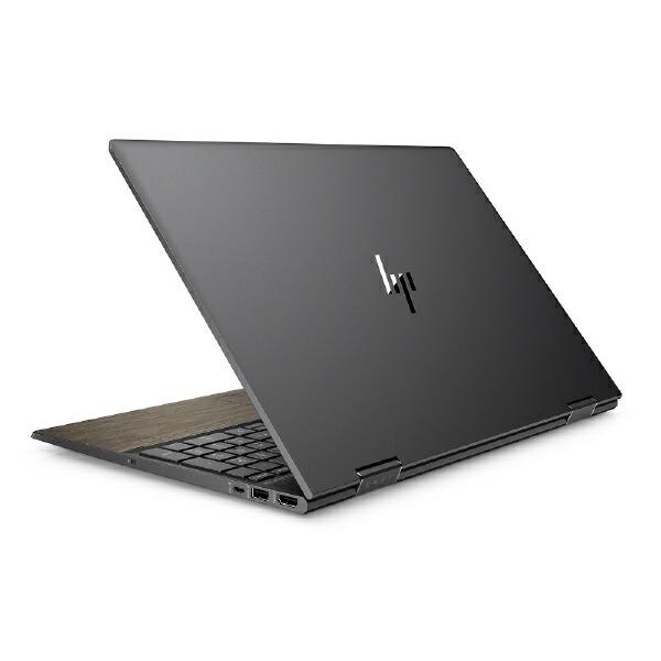 HPエイチピー8WE01PA-AAAAノートパソコンENVYx36015-dr1013TUナイトフォールブラック&ナチュラルウォールナット[15.6型/intelCorei7/SSD:512GB/メモリ:16GB/2019年12月モデル][15.6インチ新品windows108WE01PAAAAA]
