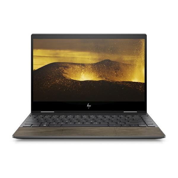 HPエイチピー8TW30PA-AAAAノートパソコンENVYx36013-ar0099AUナイトフォールブラック&ナチュラルウォールナット[13.3型/AMDRyzen3/SSD:256GB/メモリ:8GB/2019年12月モデル][13.3インチ新品windows108TW30PAAAAA]