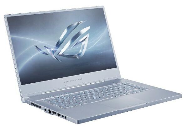 ASUSエイスースROGZephyrusSゲーミングノートパソコングレーシアブルーGX502GV-I7R2060PROS[15.6型/intelCorei7/SSD:1TB/メモリ:32GB/2019年9月モデル][GX502GVI7R2060PROS]
