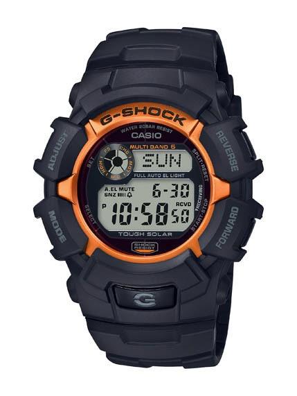 カシオCASIO[ソーラー電波時計]G-SHOCK(Gショック)「ファイアー・パッケージ」2020年モデルGW-2320SF-1B4JR