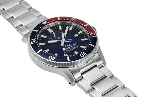 オリエント時計ORIENTオリエントスター(Orientstar)Sports「Diver」RK-AU0306L