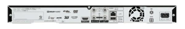 シャープSHARP2B-C05CW1ブルーレイレコーダーAQUOS(アクオス)[500GB/2番組同時録画]