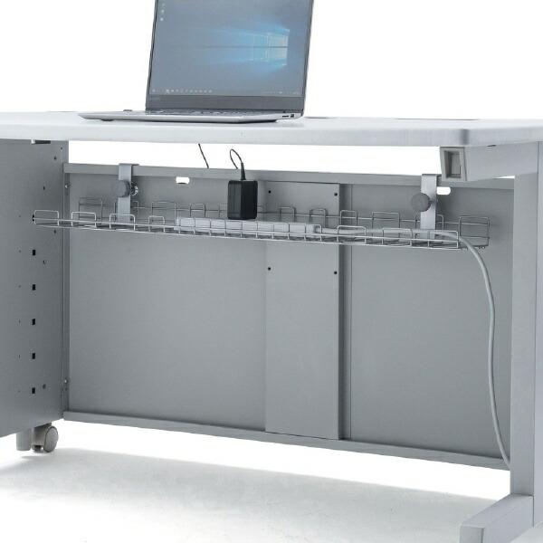 サンワサプライSANWASUPPLYケーブル配線トレーワイヤーLサイズ汎用バックパネル取付け型CB-CT6