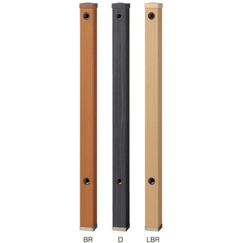 三栄水栓SANEI木目調水栓柱T803W60X900LBR