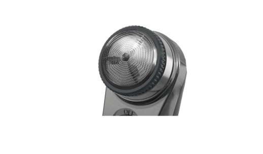 IZUMIイズミIZD-C449-Hメンズシェーバーガンメタ[回転刃/国内・海外対応]