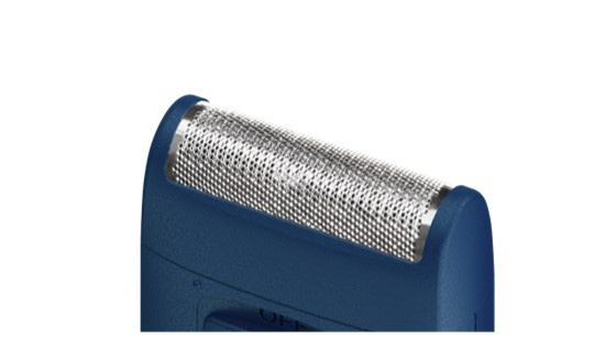 IZUMIイズミメンズシェーバー[国内・海外対応]Cleancut(クリーンカット)ブルー(A)IZF-C539-A[1枚刃/AC100V-120V]