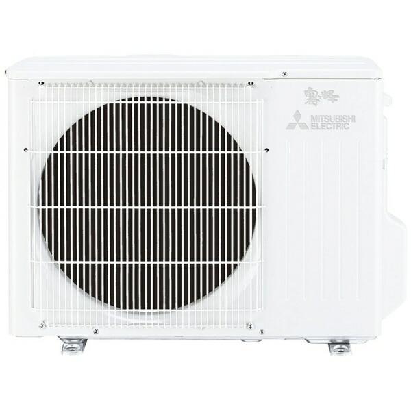 三菱MitsubishiElectricエアコン10畳MSZ-GE2820-Wエアコン2020年霧ヶ峰GEシリーズピュアホワイト[おもに10畳用/100V][省エネ家電]