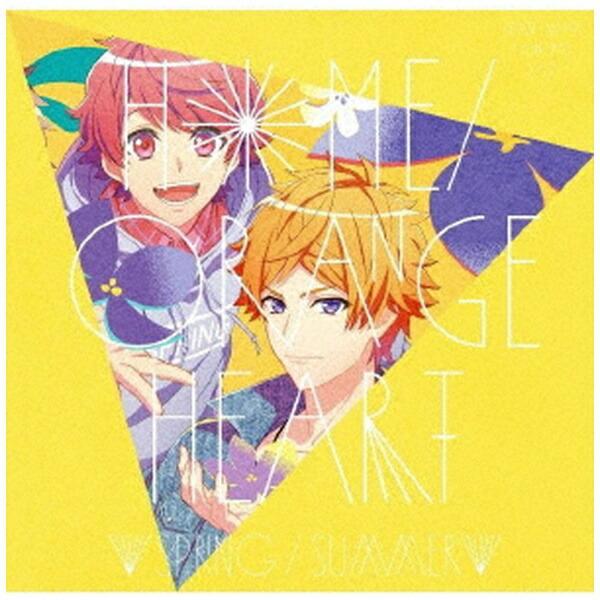 ポニーキャニオンPONYCANYON春組/夏組/TVアニメ『A3!』SEASONSPRING&SUMMERエンディング曲:Home/オレンジ・ハート【CD】
